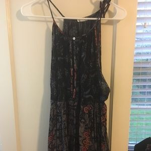 Free People Patterned Dress
